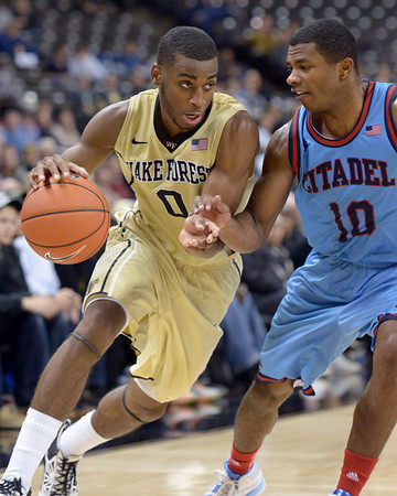 Wake Forest Basketball
